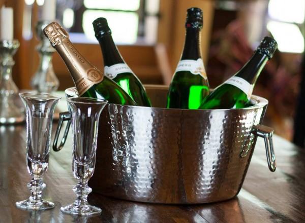 großer Champagnerkühler III