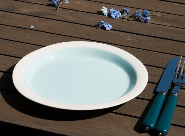 Marina Dessertteller hellblau