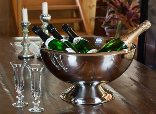 klassischer Champagnerkühler lV