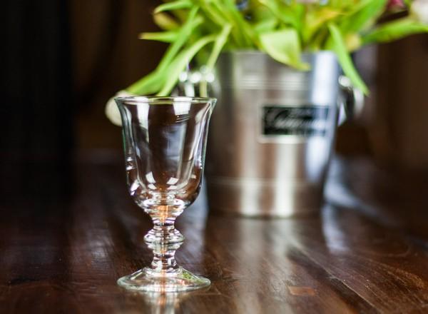 Carolina Rotweinglas