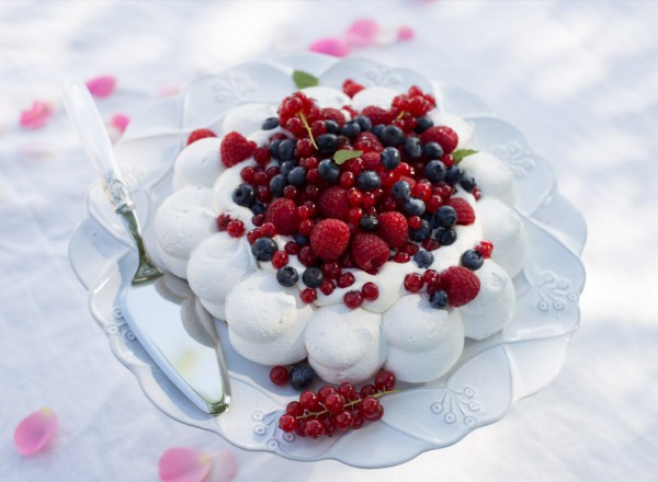 Romantik Tortenständer